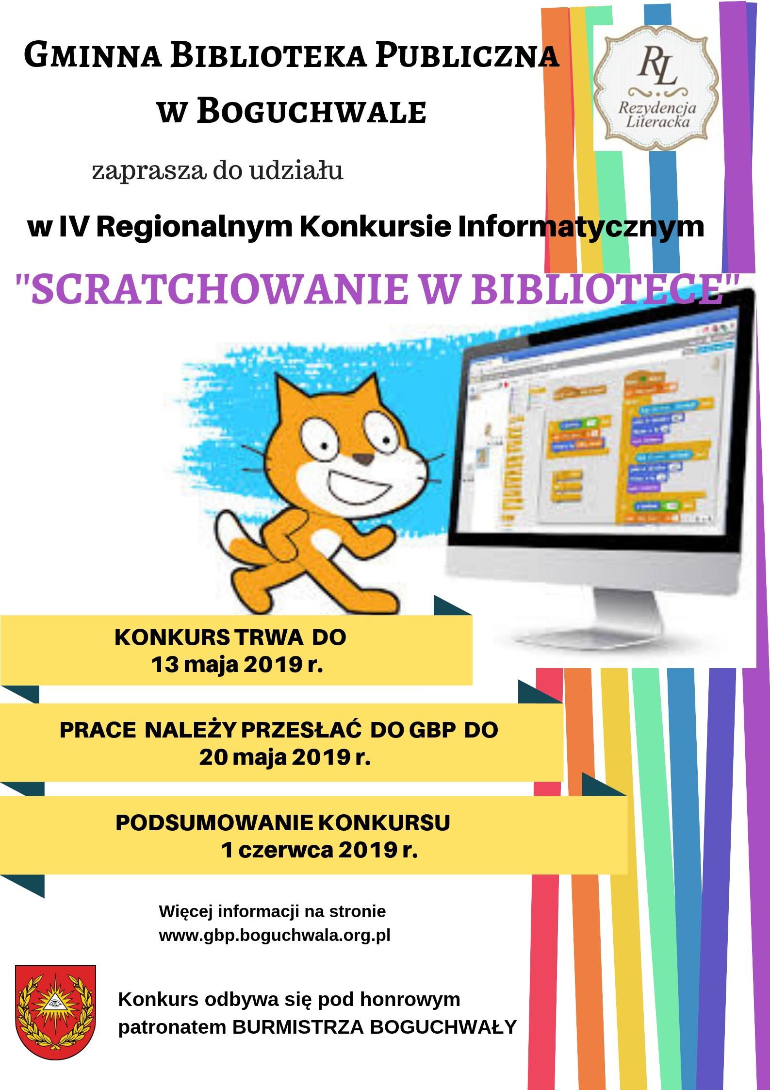 Scratch wBibliotece 2019