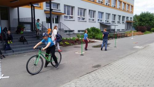 egzamin na  kartę  rowerową (1)