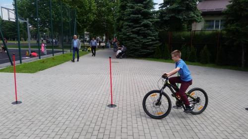egzamin na  kartę  rowerową (2)