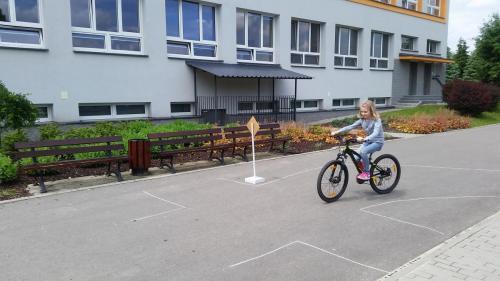 egzamin na  kartę  rowerową (4)