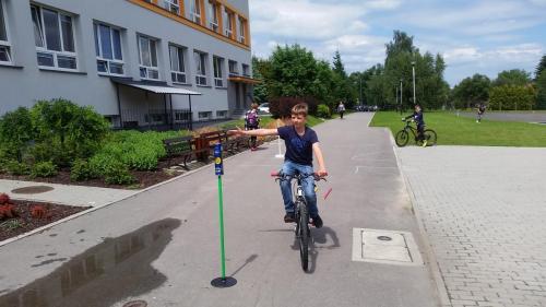 egzamin na  kartę  rowerową (6)